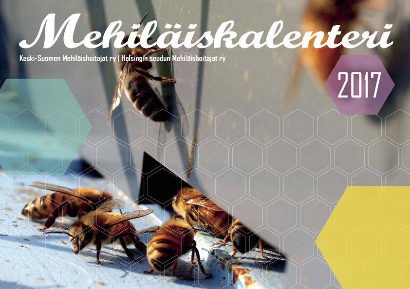 Mehiläishoitajat: kalenteri 2017