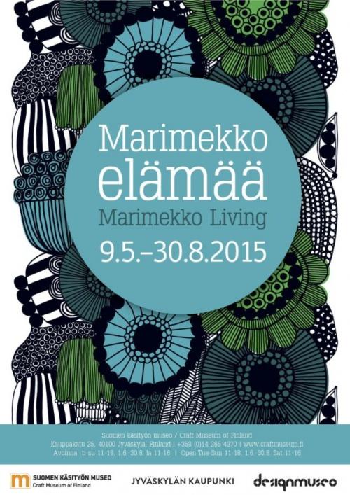 Suomen käsityön museo, Marimekkoelämää